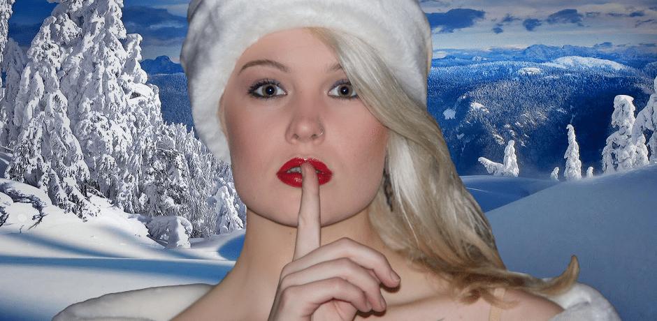 Christmas Angie White